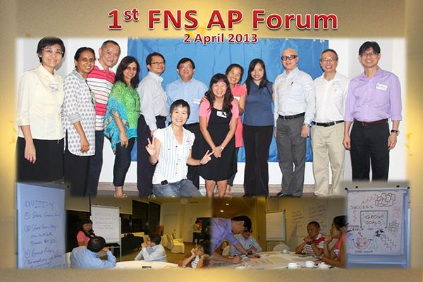 1st AP Forum 02 Apr 2013, Singapore