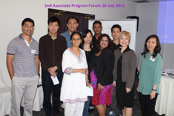 2nd AP Forum 20 July 2013, Singapore