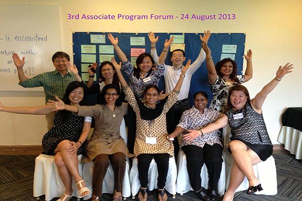 3rd AP Forum 24 Aug 2013, Singapore