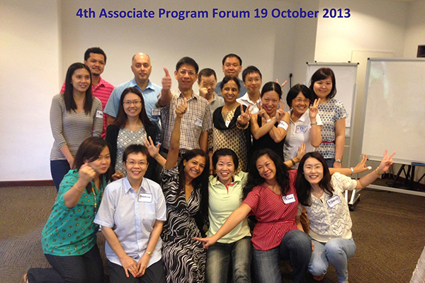 4th AP Forum 19 Oct 2013, Singapore