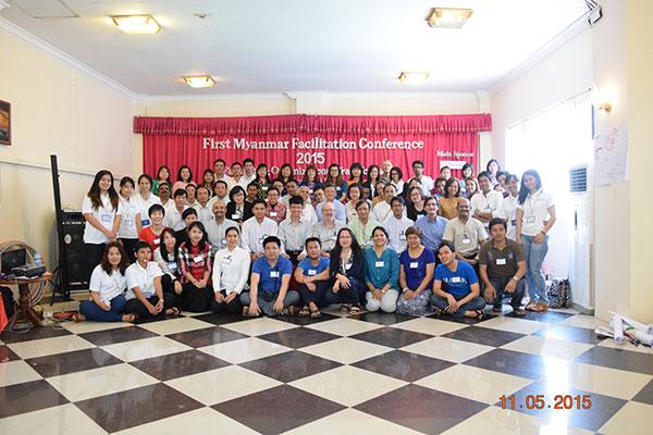 1st Myanmar Facilitation Conference 11-12 May 2015, Yangon, Myanmar