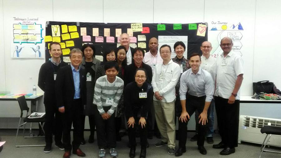 Japan SPOT Workshop in Tokyo – 9-11 Nov 2017