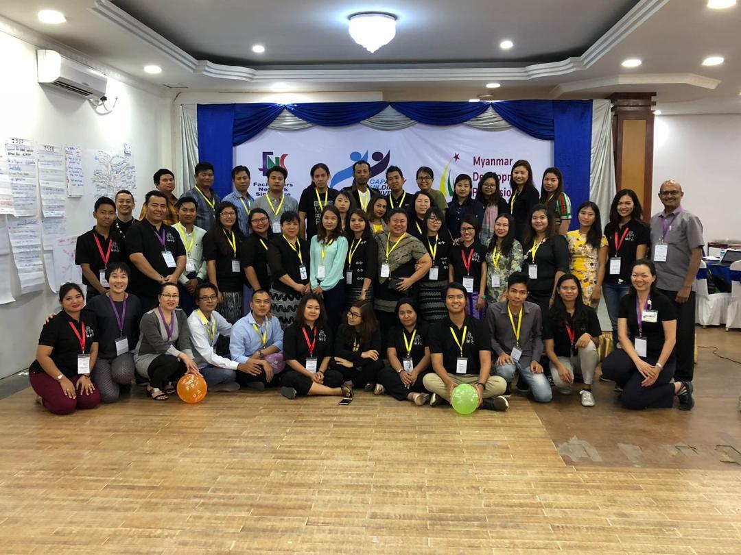 Myanmar Facilitation Conference 4-5 April 2018 @ Mandalay, Myanmar