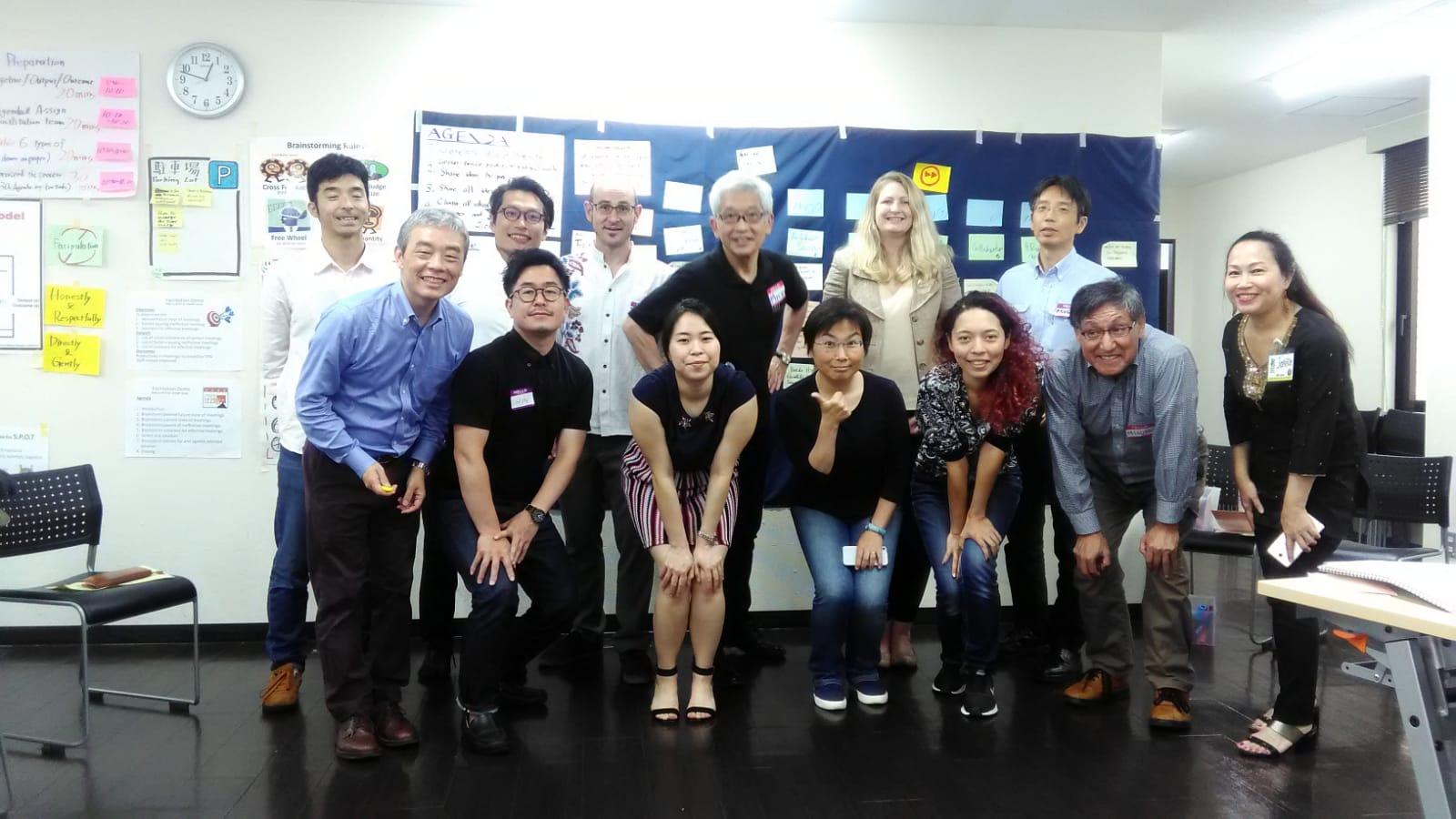 SPOTLight workshop in Tokyo, Japan on 22-23 June 2018