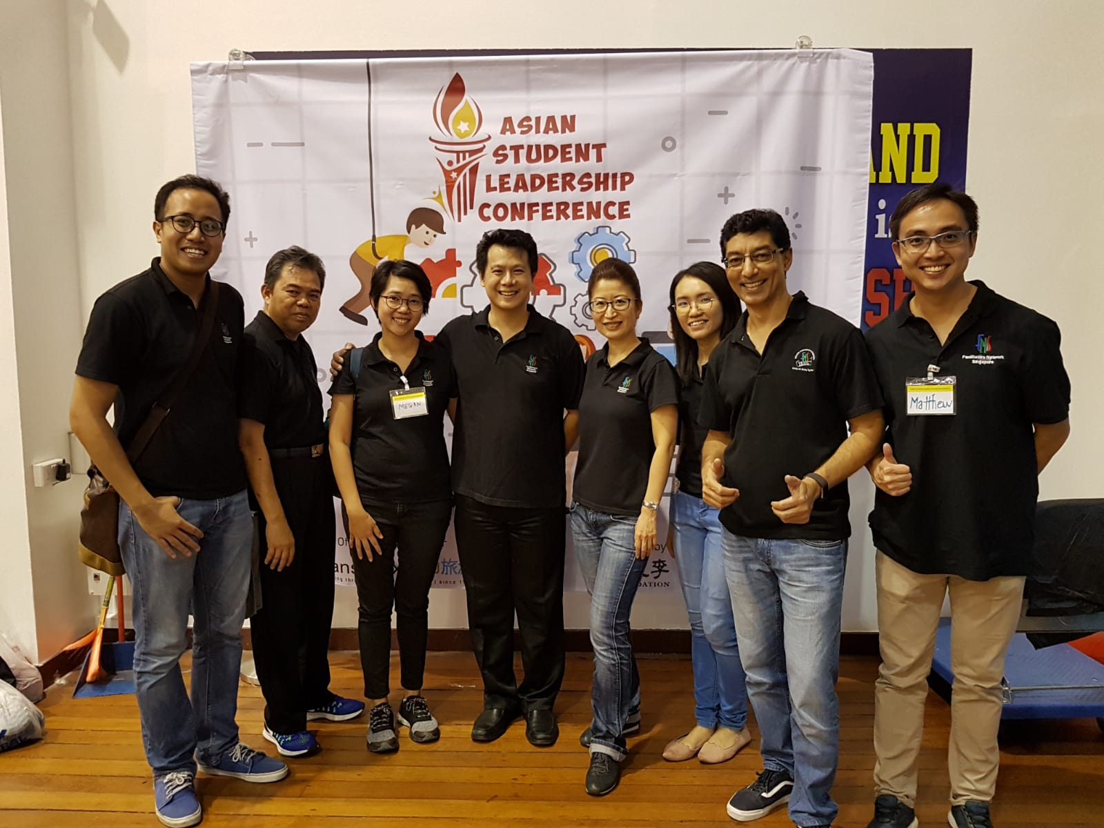 Asian Student Leadership Conference 27 July 2018