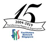 FNS 15 Anniversary Logo