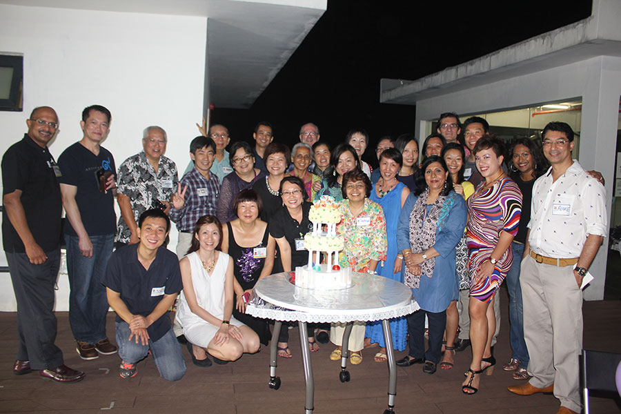 FNS 10th Anniversary 11 Oct 2014, Singapore