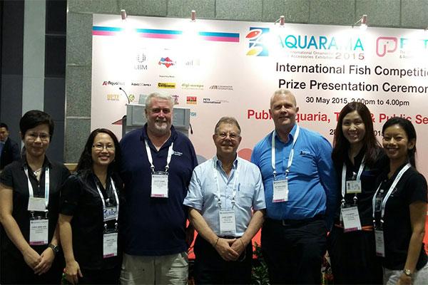 FNS Facilitates Strategic Development Meeting at Aquarama 30 May 2015, Singapore