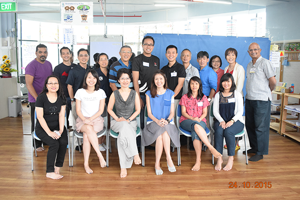 Associates Learning & Growth (ALG) day 24 October 2015