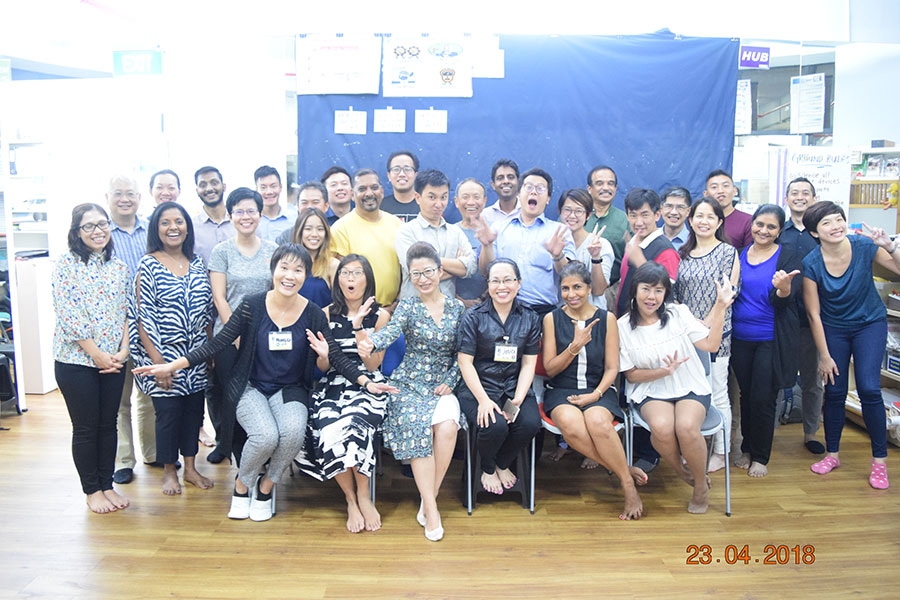 FNS Team Gathering 23 April 2018