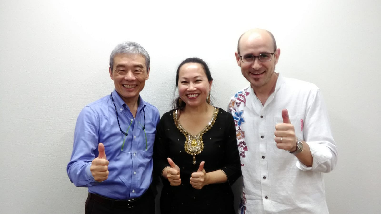 FNS Certified SPOTLight Trainers 'Hideyuki Yoshioka' and 'Stefan Nüsperling' for Japan on 23 June 2018