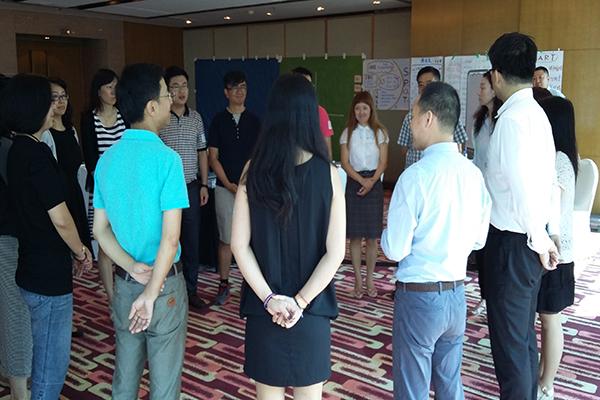 Shanghai SPOT 2015 – Opening Circle